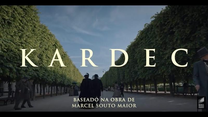 'Kardec': Filme sobre o codificador do Espiritismo ganha trailer