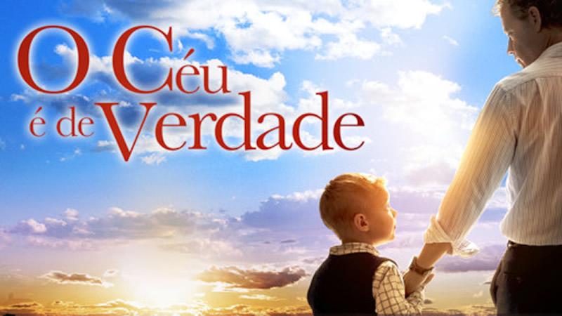 Filme espiritualista 'O céu é de verdade'